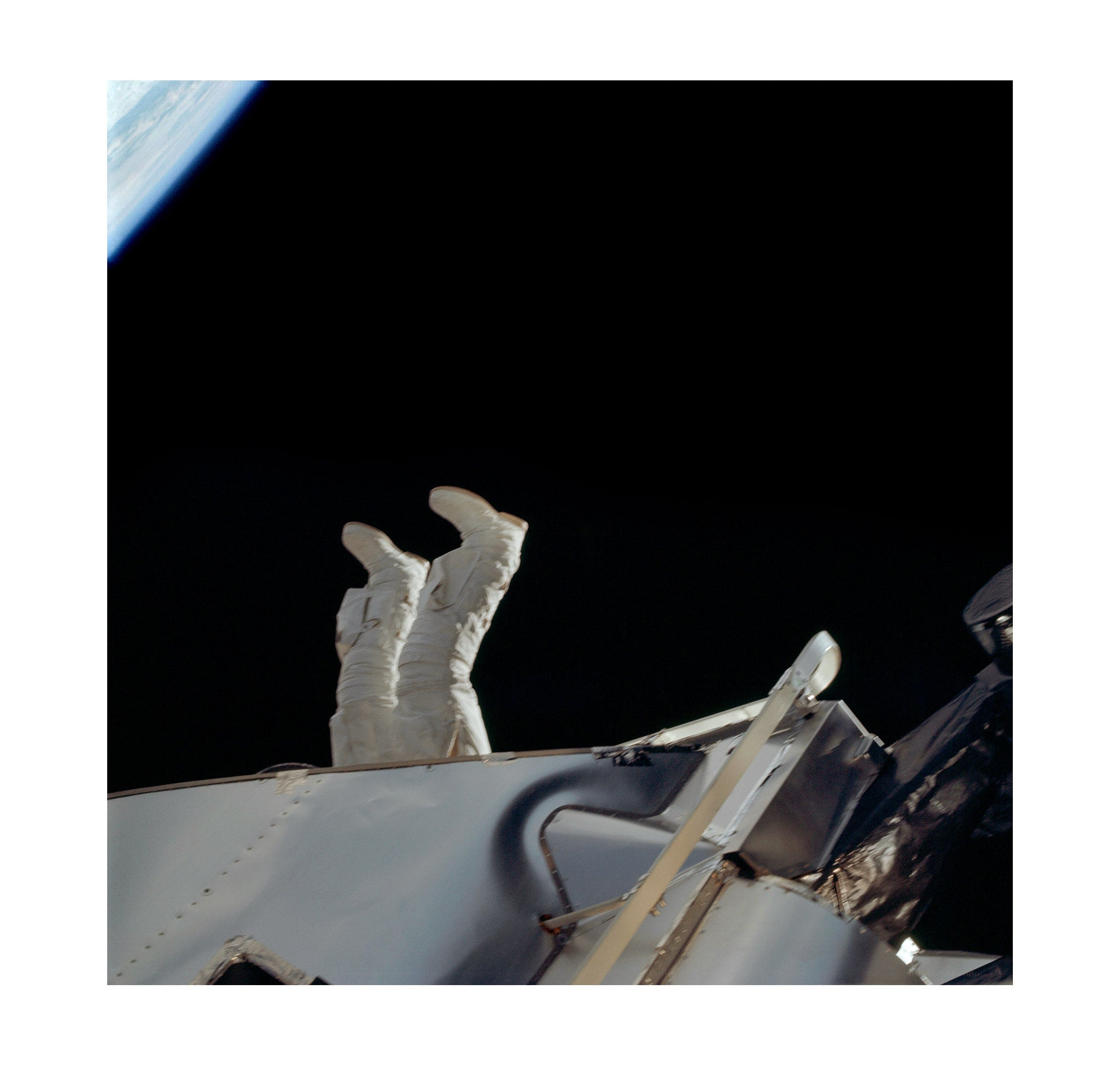 Apollo 9 – Orbit