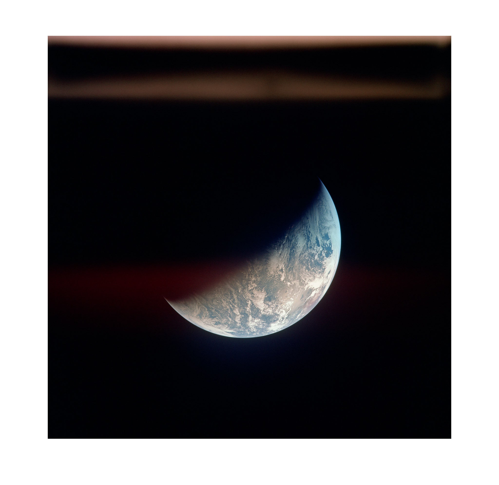 Apollo 12 – Earth