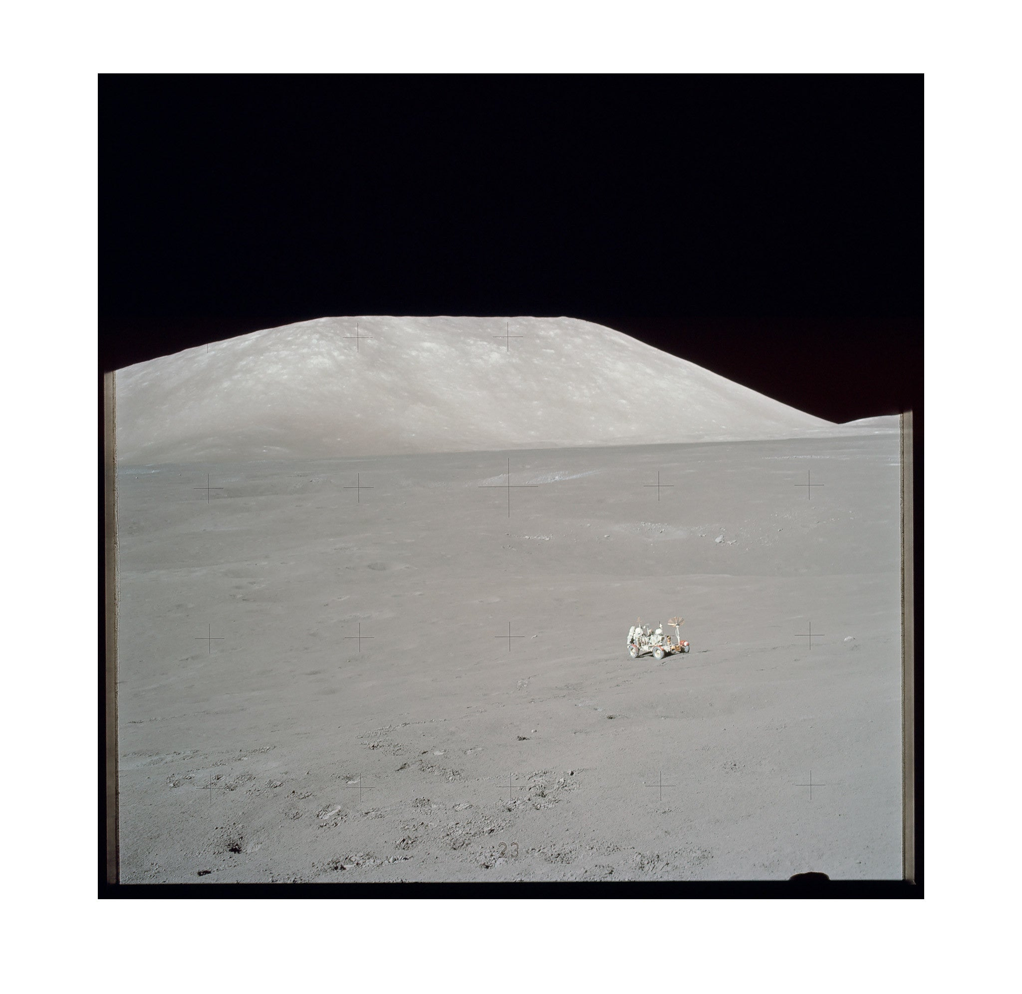 Apollo 17 – South Massif