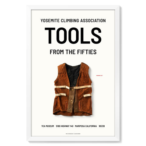 Yosemite Climbing Association Museum – Tools 1