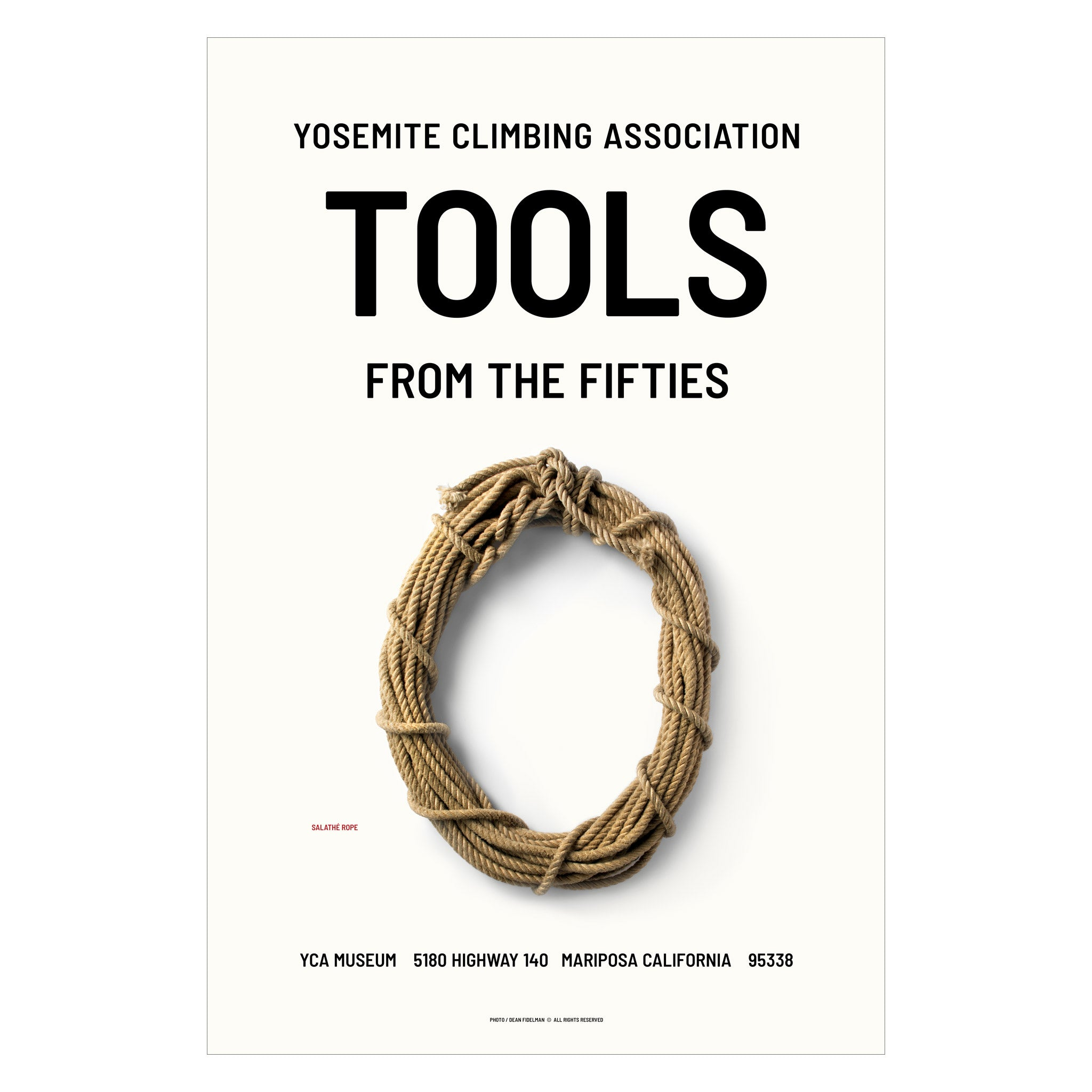 Yosemite Climbing Association Museum – Tools 3
