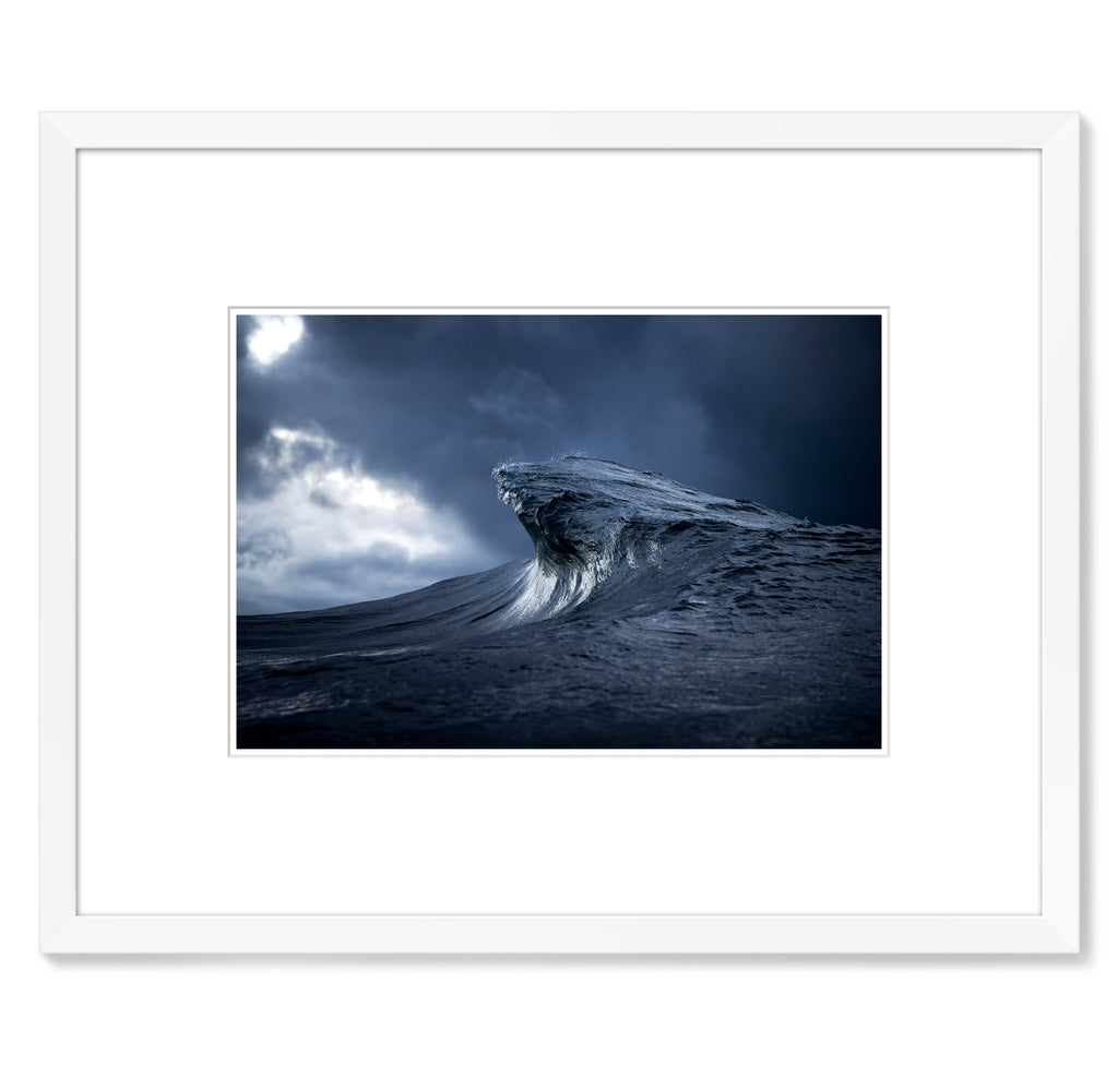 Ray Collins – Blue Curve