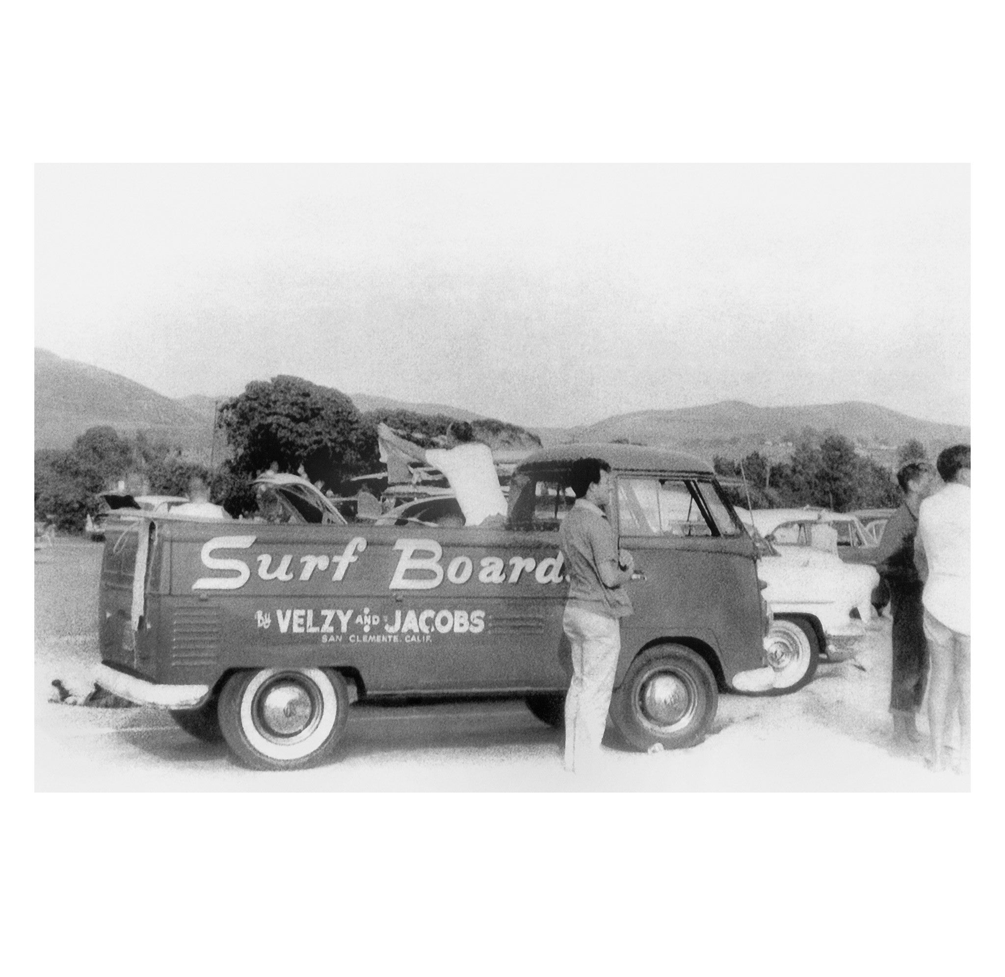 Surfing Heritage – Doheny Beach Surf Mobile