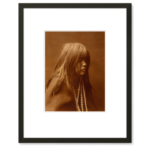 Edward Curtis - Mosa Mohave