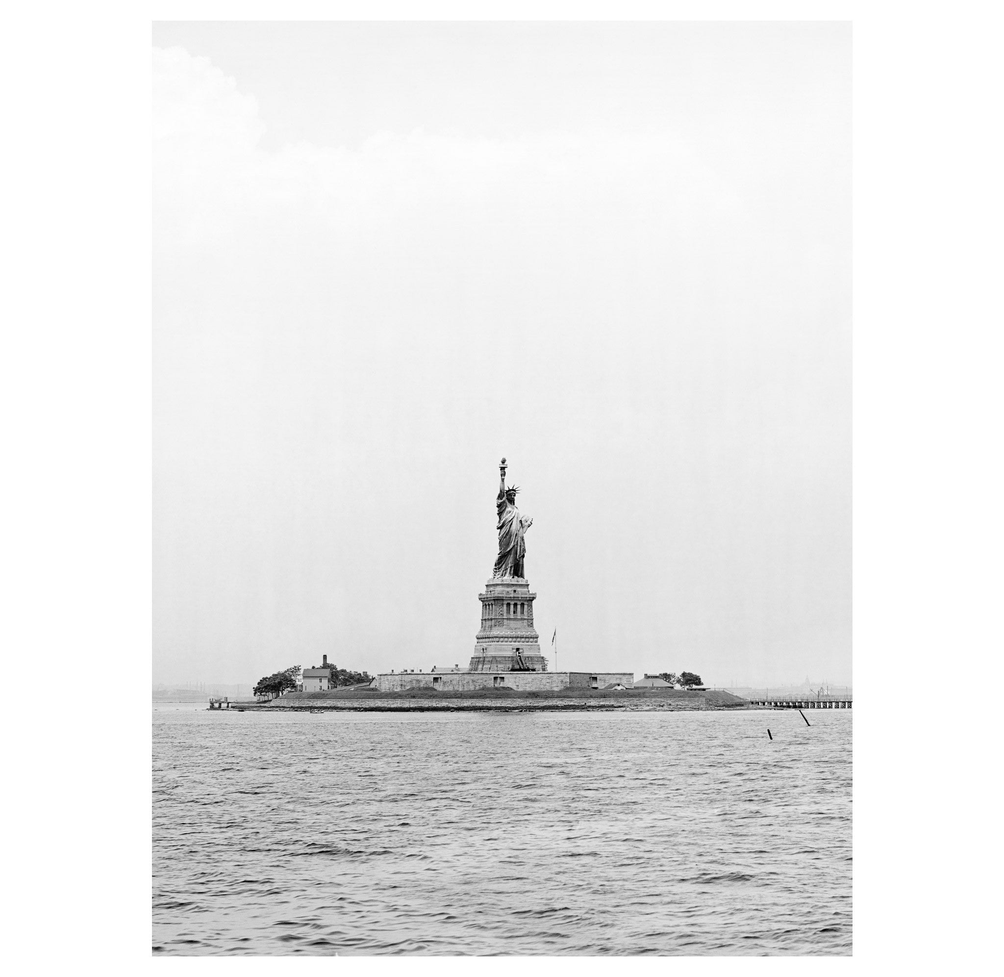 Unknown - Statue of Liberty