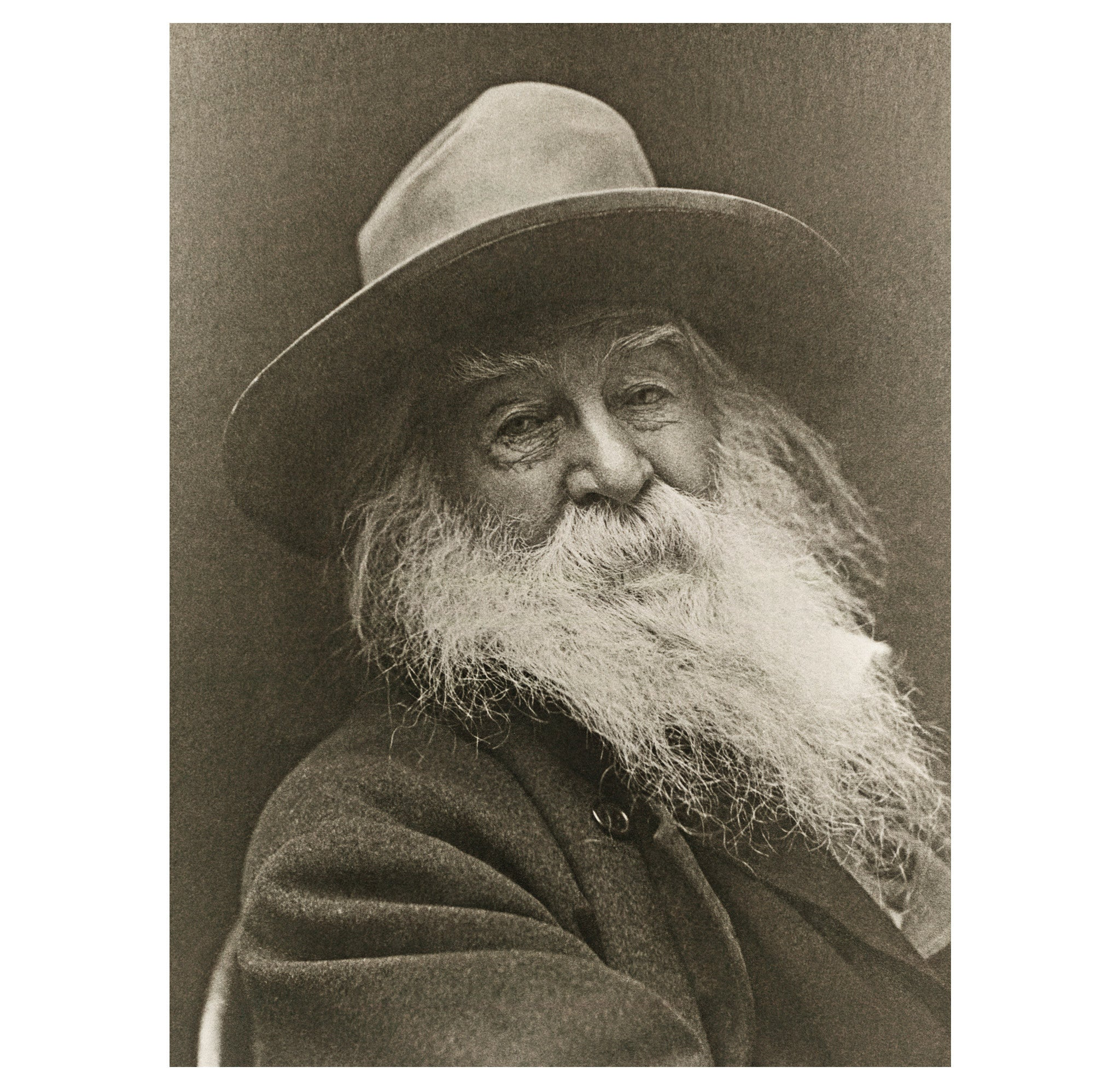 George C. Cox - Walt Whitman
