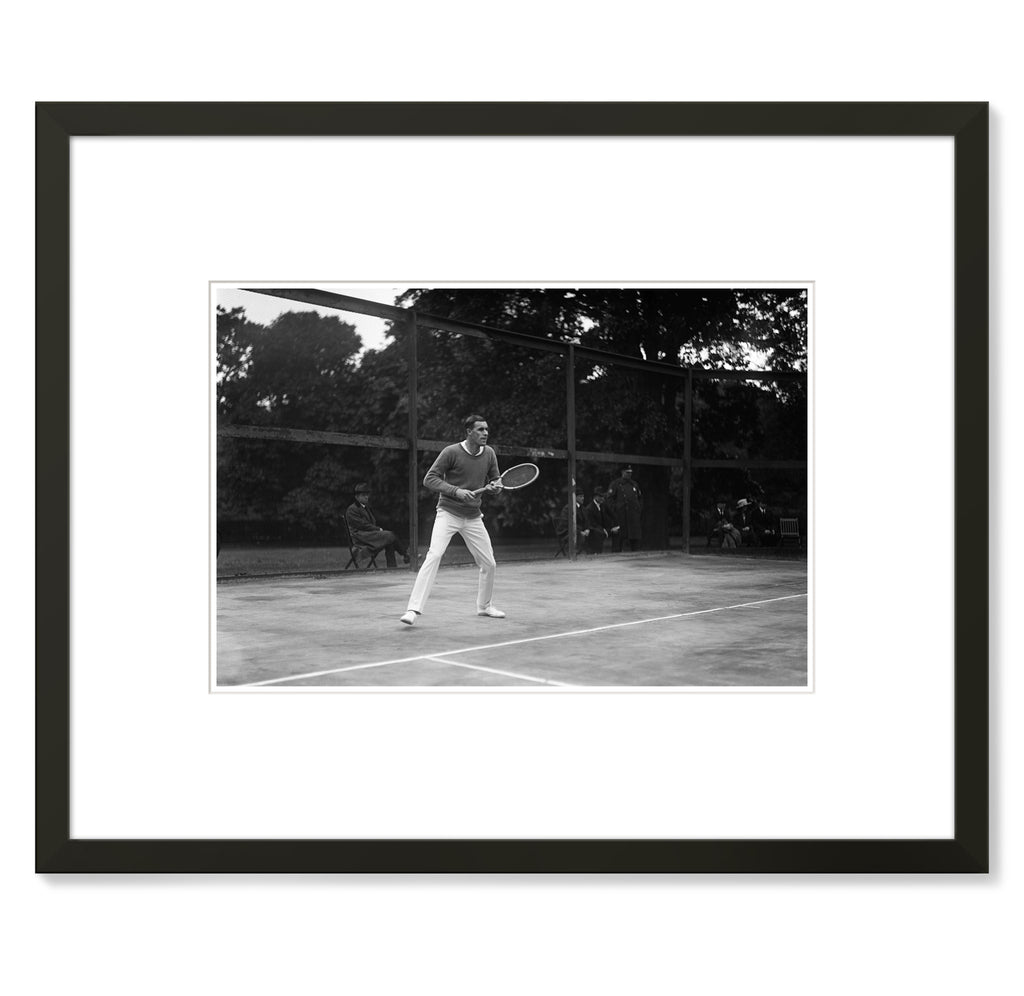 Harris & Ewing - Big Bill Tilden