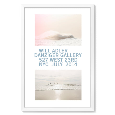 Will Adler – Danziger Exhibition Poster