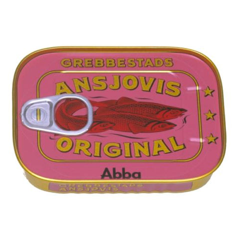 Abba Grebbestads Anchovy Fillets  !!! SOLD OUT !!!