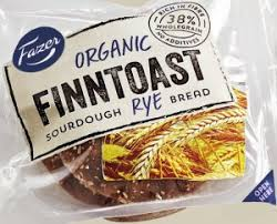 Finn toast, organic rye ! Sold out !