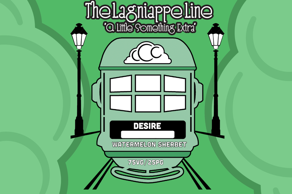 Crescent City Clouds: The Second Flavor in the Langiappe Line