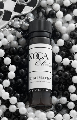 Sublimation by NOCA Elixirs