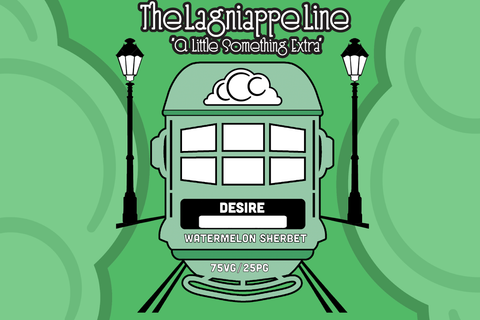 New Orleans Vape Shop: Desire