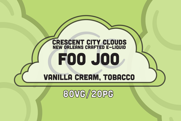 New Orleans Vape Shop: Foo Joo