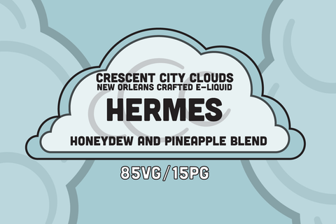 New Orleans Vape Shop: Hermes
