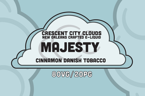 New Orleans Vape Shop: Majesty