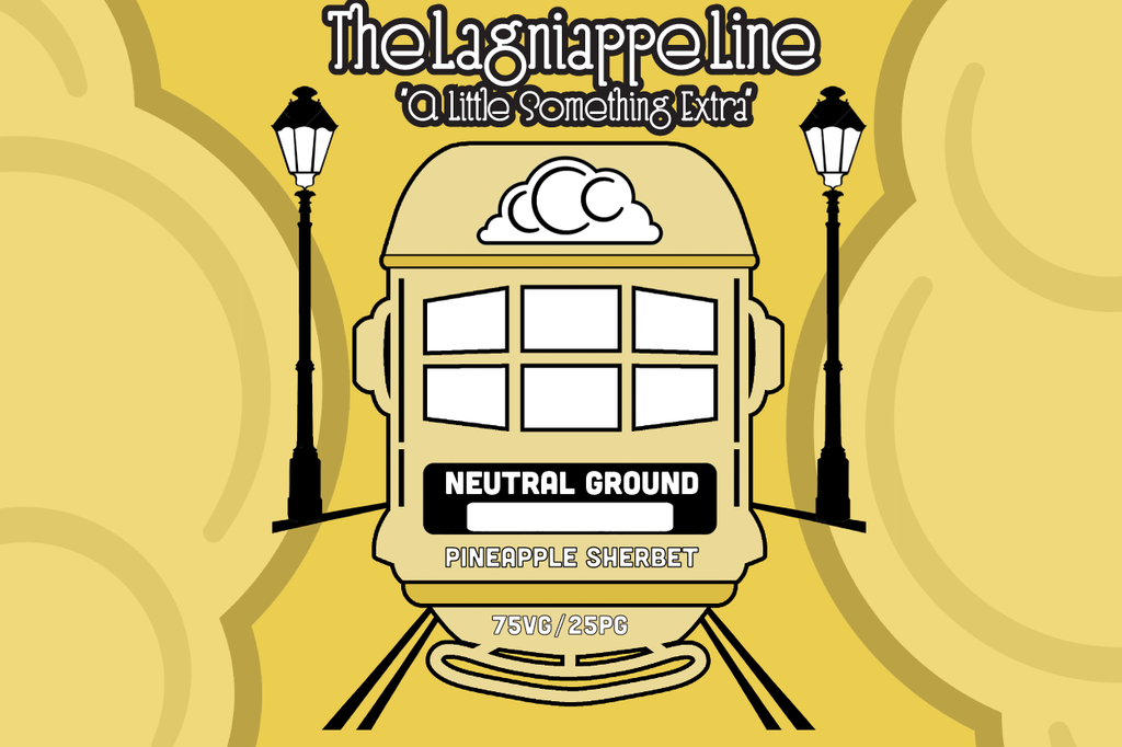 New Orleans Vape Shop: Neutral Ground