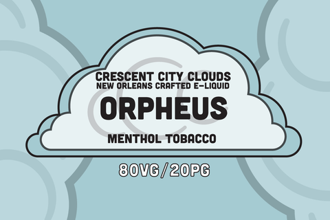 New Orleans Vape Shop: Orpheus