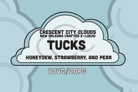 New Orleans Vape Shop: Tucks