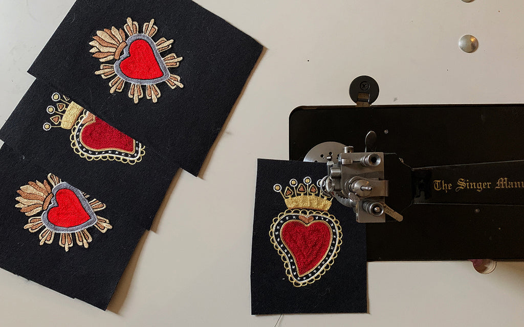 Milagro Heart Patches
