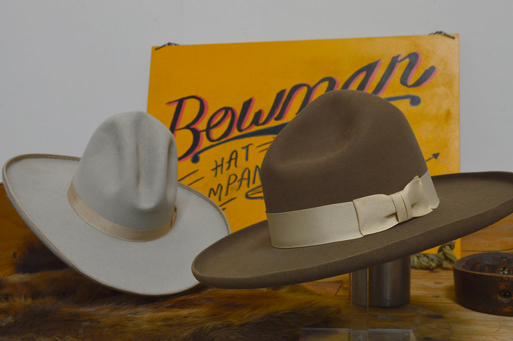 Bowman Hat Co x Dixon Rand