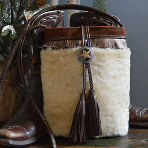 Bag- Small Wooly Crossbody