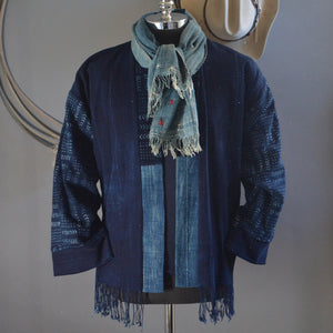 Jacket- Dark Indigo Mossi