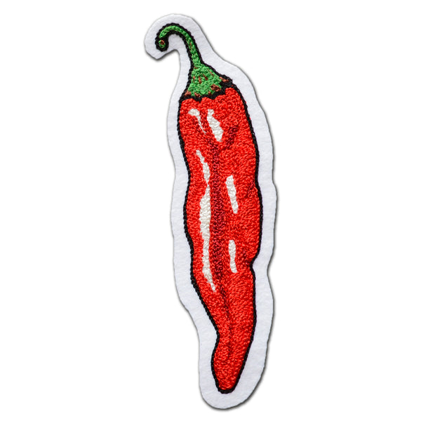 Chain Stitch Patch- Hatch Chile