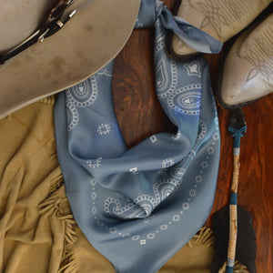 Bandana- The Western (Denim)