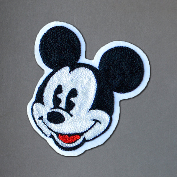 Chain Stitch Patch- 10 MOST WANTED Mickey Mouse
