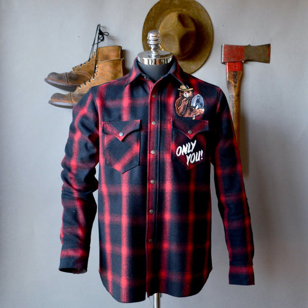 The Cowboy- Dixon Rand X Pendleton Special Edition Shirt