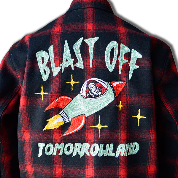 Tomorrowland Coat- Men's Blast Off Zip Front Jacket