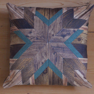 Throw Pillow-Dixon Rand X Way Down Home Bodie