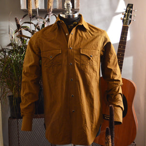 Whiskey River- Men's Bootstitched Western Shirt
