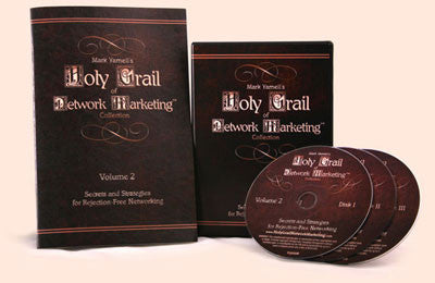 Holy Grail Network Marketing Colleciton, Volume Two: