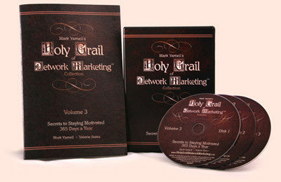Holy Grail Network Marketing Colleciton, Volume Three: