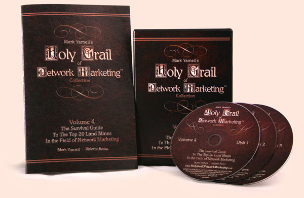 Holy Grail Network Marketing Colleciton, Volume Four: