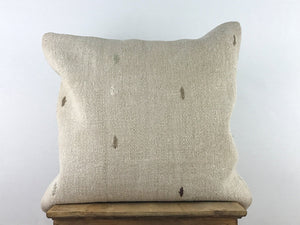 Hemp Cream Cushion