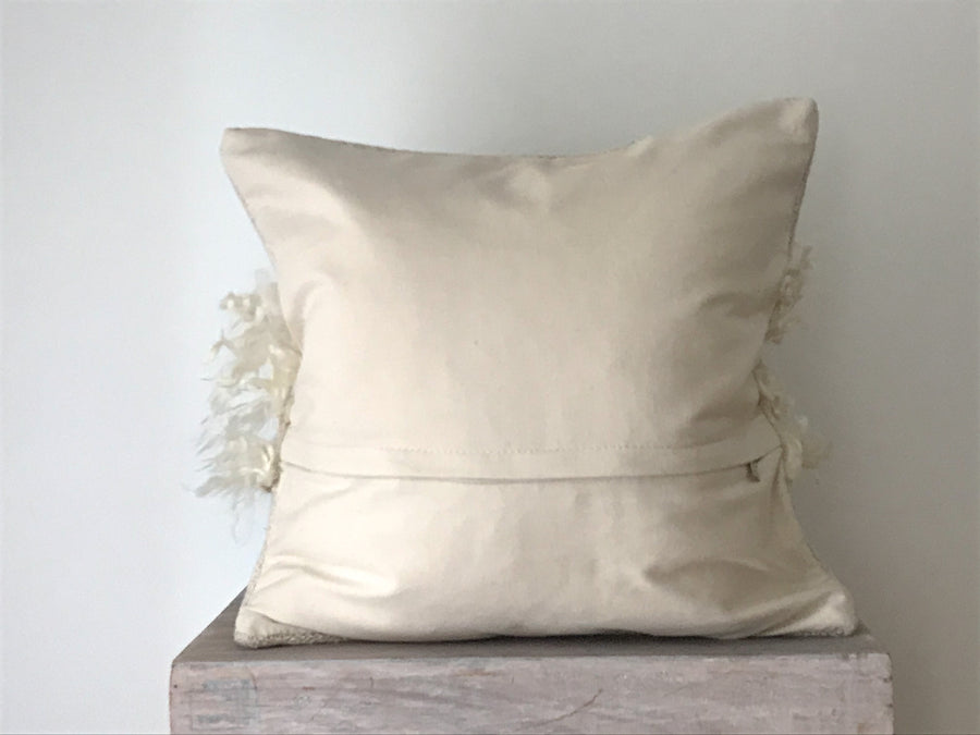 Hemp Cushion no.7