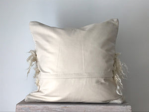 Coussin Chanvre  no.8 - Accent du Monde