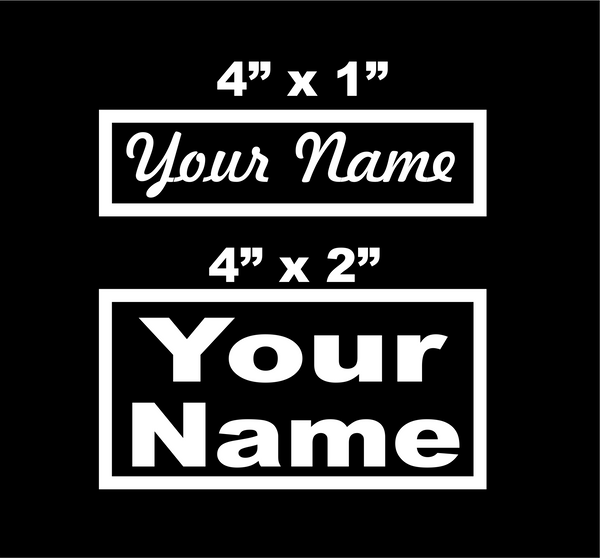 Custom Name Patch