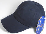 custom navy dad hat no minimums