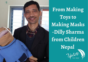 From Making Toys To Making Masks - Fair Trade Artisan Stories