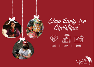 Shop Early for Christmas - Yulefest Appeal
