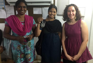 India 2015 - Annand Crafts Artisans pop into MESH