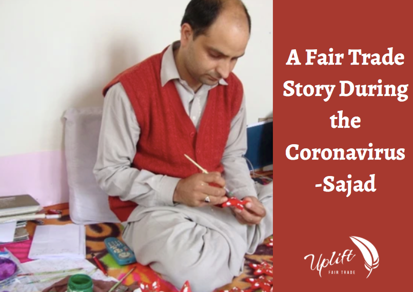 A Fair Trade Story During the Coronavirus  - Artisan Stories