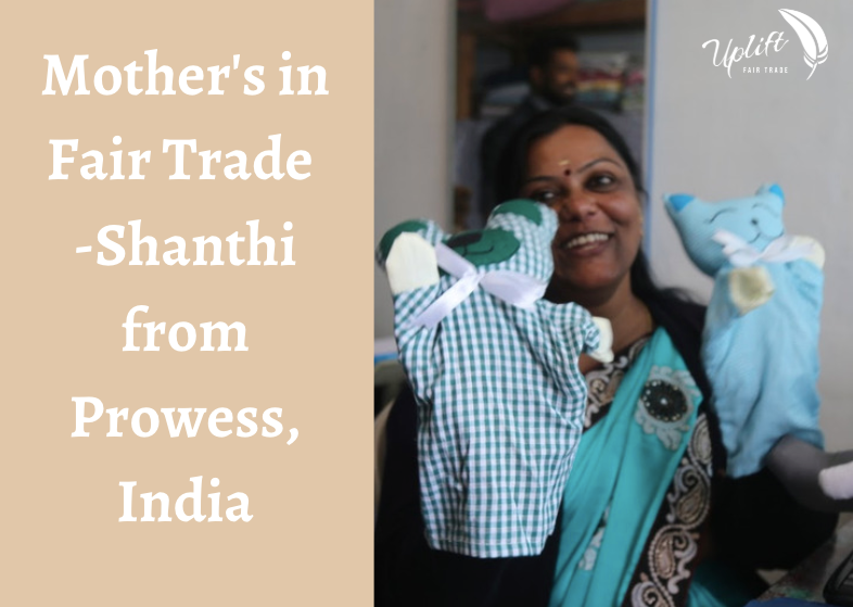 Women in Fair Trade - Shanthi