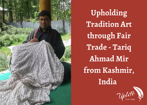 Craft Soldiers - Preserving Traditional Crafts and Empowering People Living with Disability in Kashmir through Fair Trade