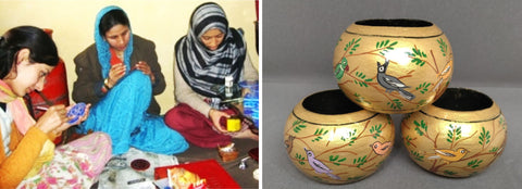 Care Kashmir Artisans and products