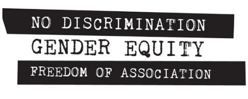 Commitment to Non Discrimination, Gender Equity and Women's Economic Empowerment and Freedom of Association - Fair Trade Principles